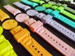 Bracelets plastique
