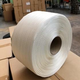 Feuillard textile tissé