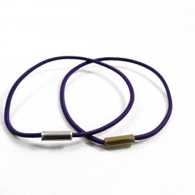 Cordon élastique en boucle