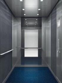 Garnitures textiles pour cages d'ascenseurs