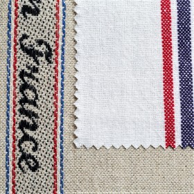 Tissu pour pots de confiture